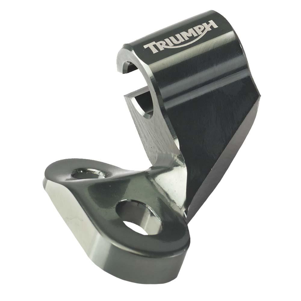 CNC CLUTCH CABLE BRAKET - TIGER 800