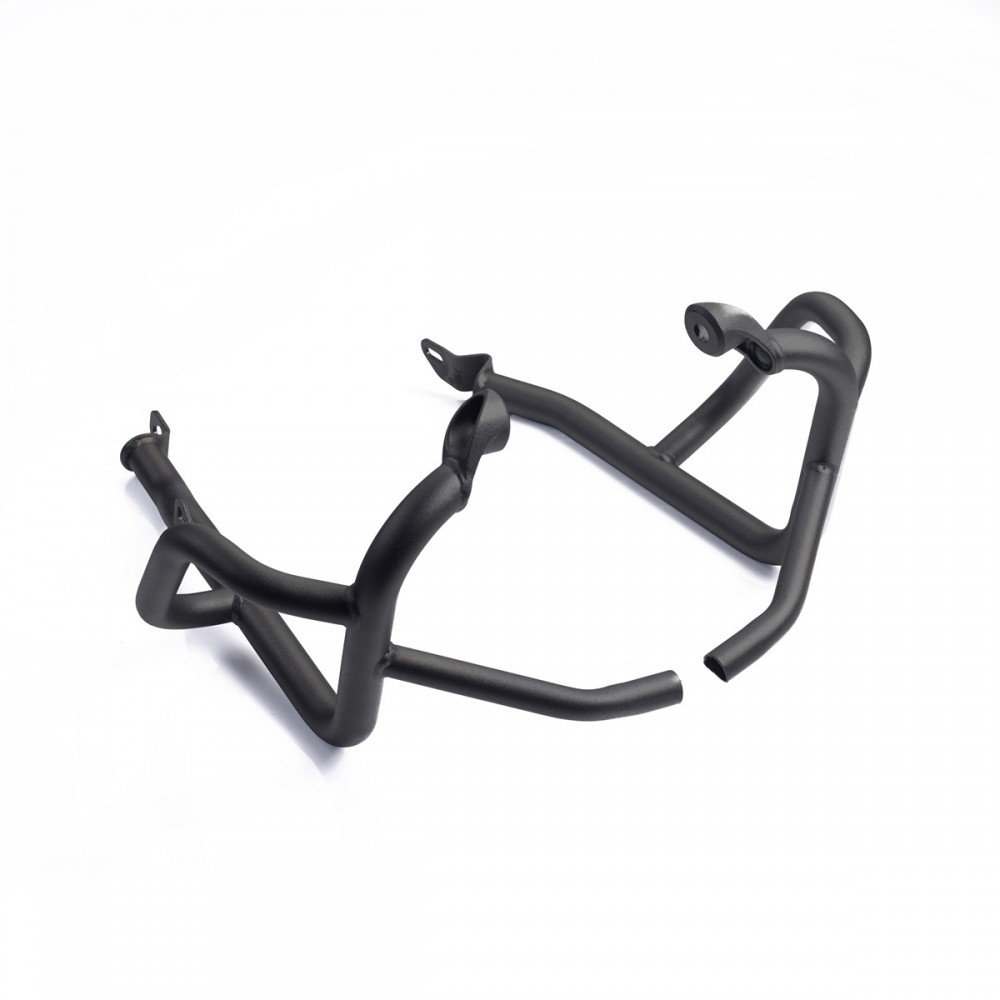 ENGINE BARS (BLACK) - STREET SCRAMBLER