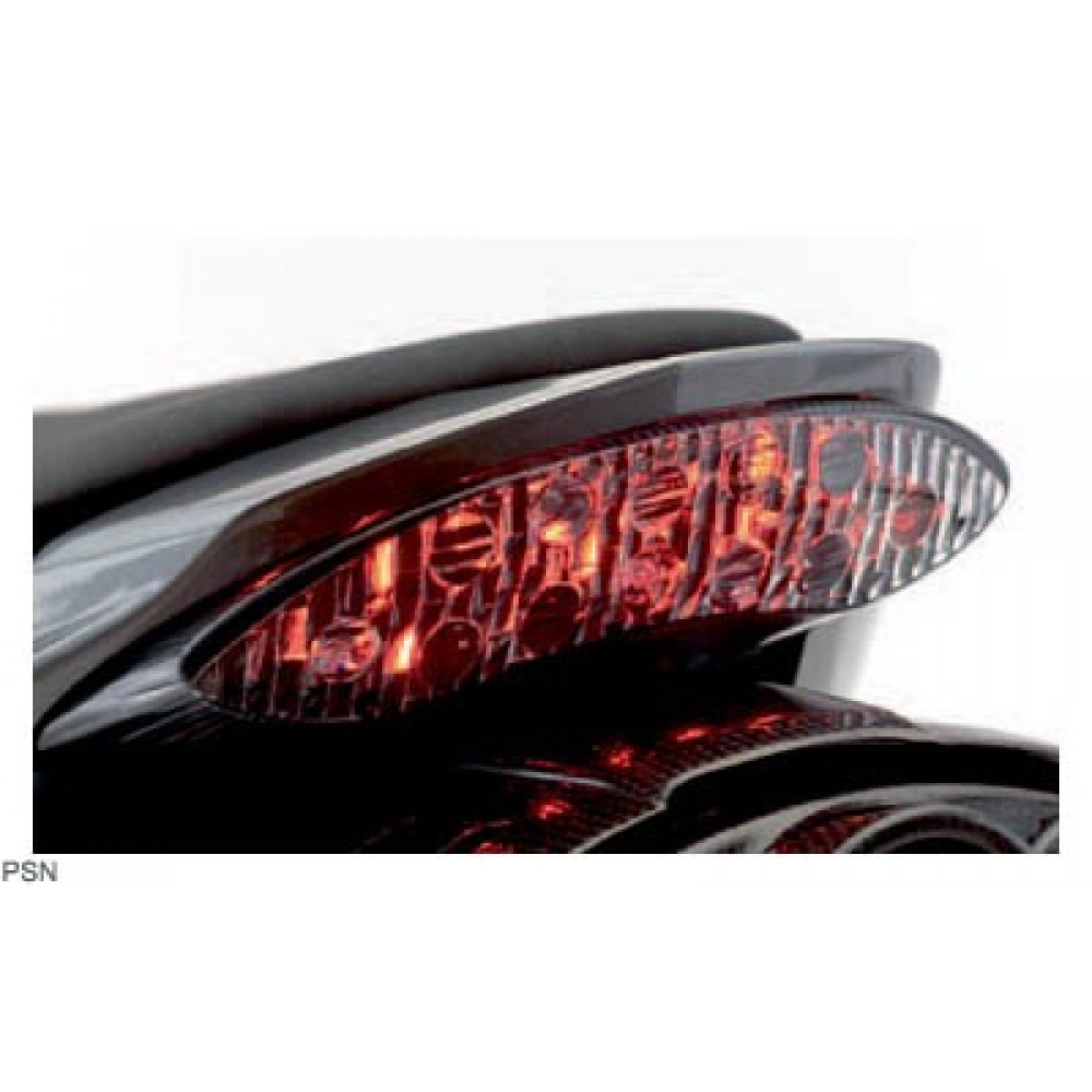 CLEAR LED REAR LIGHT - TRIUMPH MOTORCYCLE