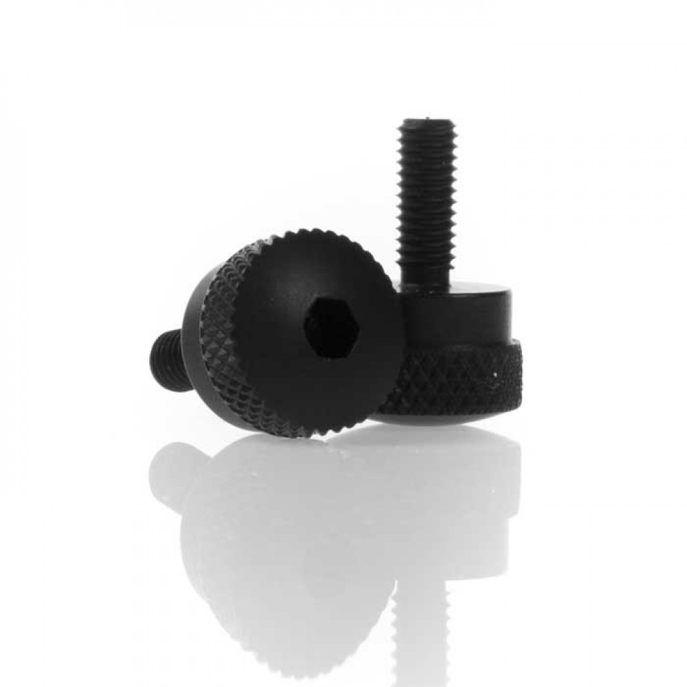 QUICK RELEASE SIDE COVER SCREWS - BONNEVILLE, THRUXTON & SCRAMBLER