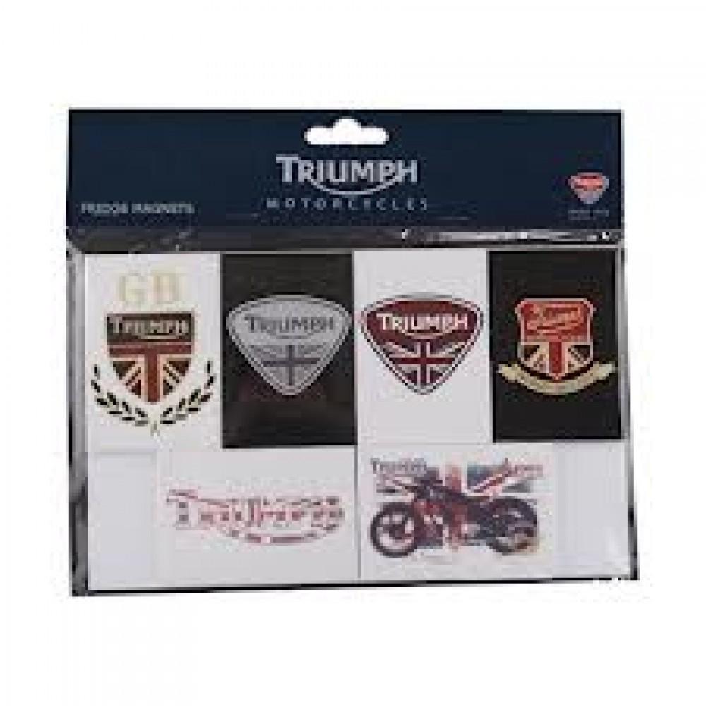 Triumph Genuine Merchandise UNION FRIDGE MAGNETS