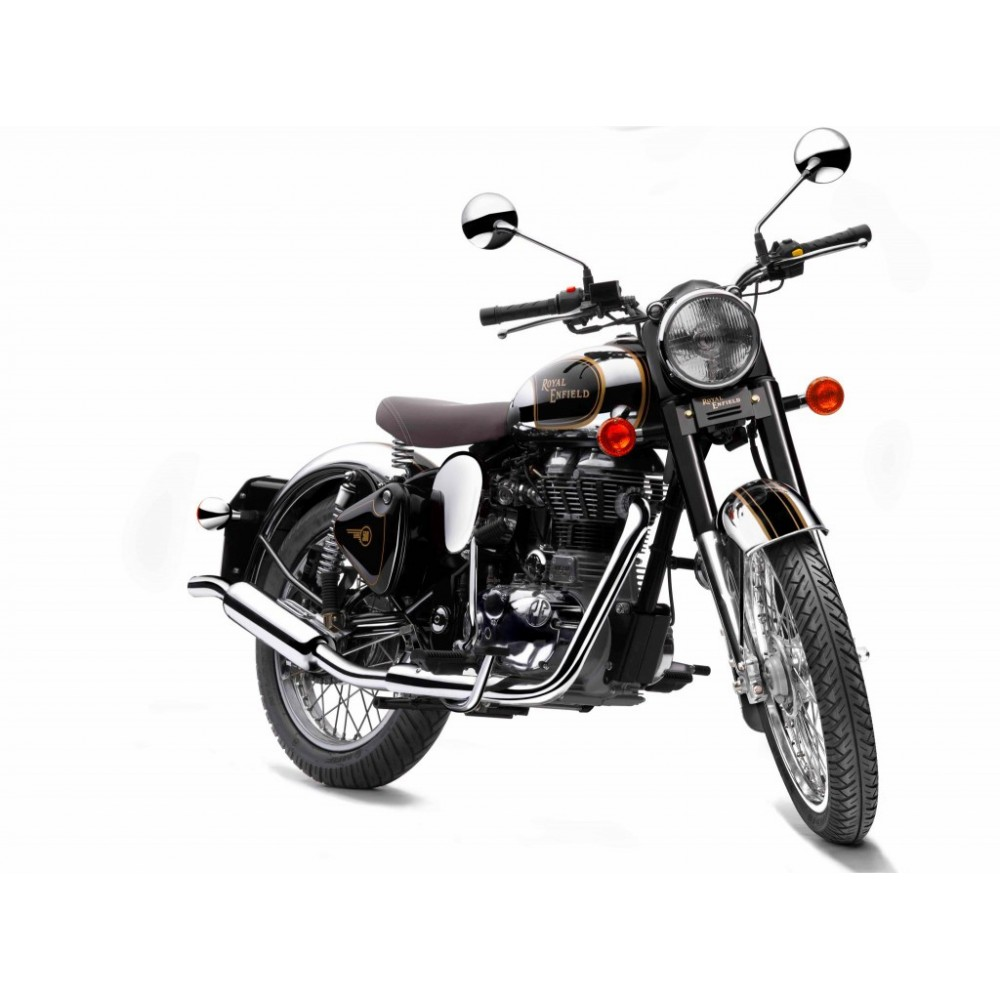 Royal Enfield Motorcycles CLASSIC CHROME C5 500