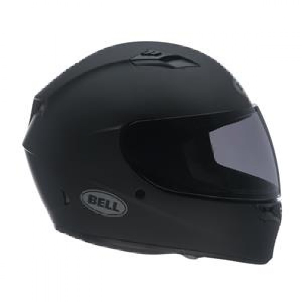 QUALIFIER HELMET - MATT BLACK
