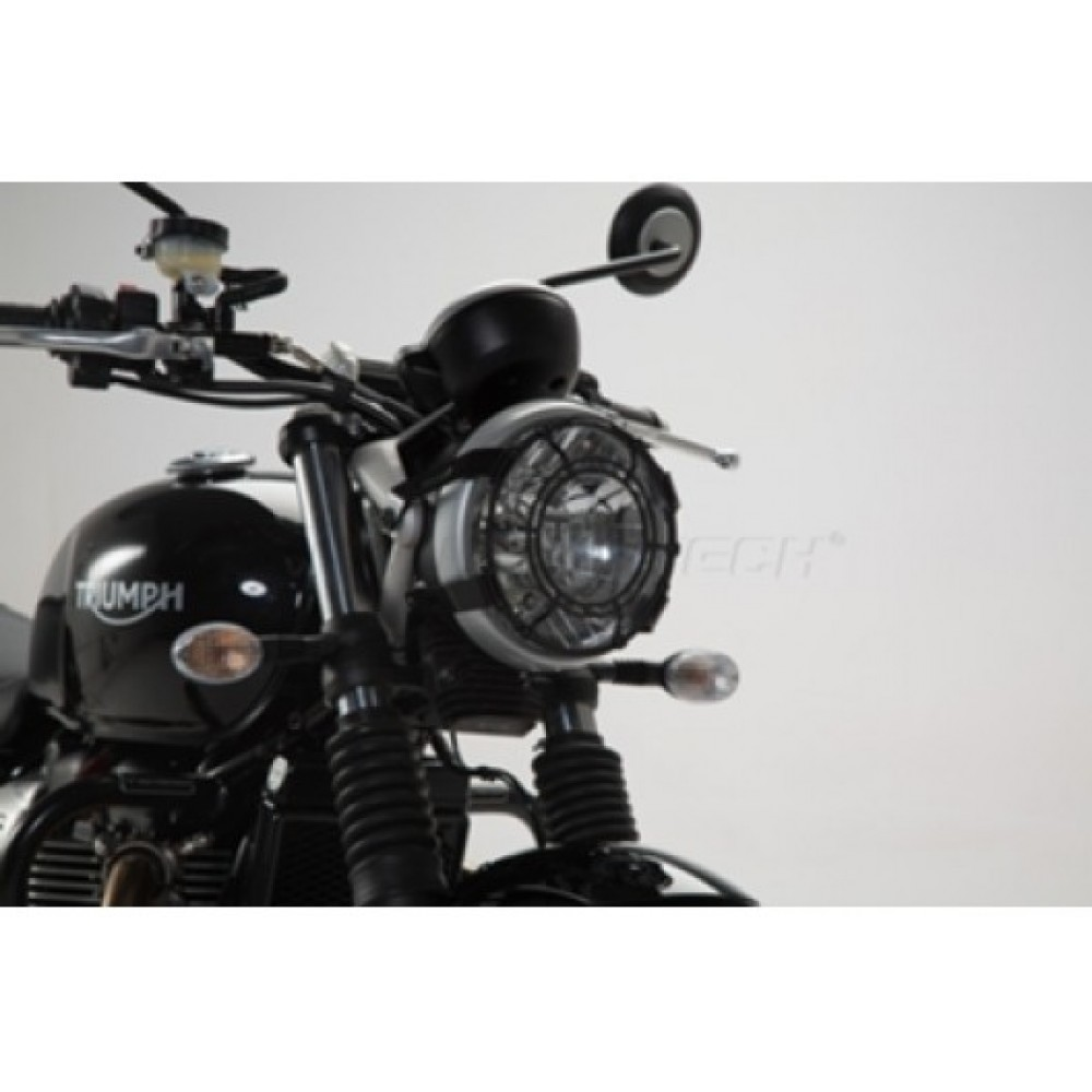 HEADLIGHT GUARD - STREET TWIN