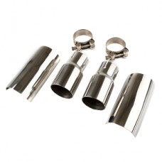 Stainless Link Pipe Kit for Interceptor/Continental GT 650