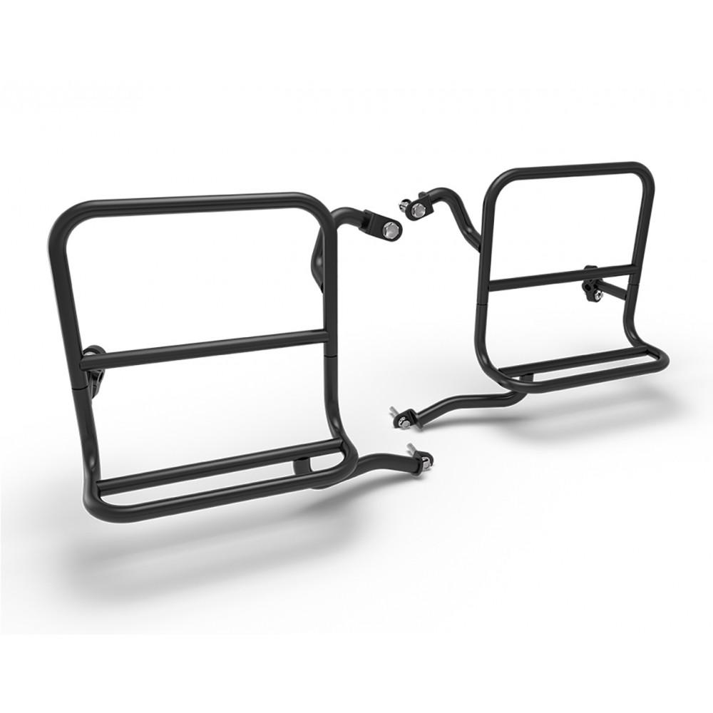 Military Pannier Mounting Kit (Disc Brake), Pair - Classic 500
