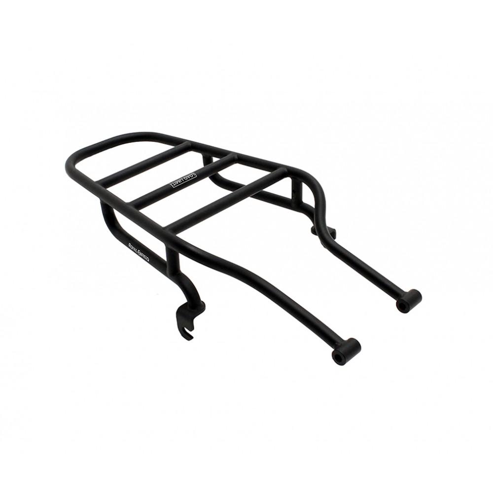 Royal Enfield Luggage Rack, Rear, Black - Classic 350 & 500