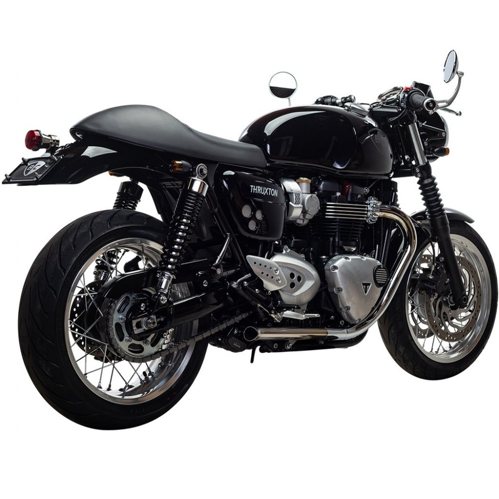 Turn Out Performance Tips Polished - Thruxton 1200