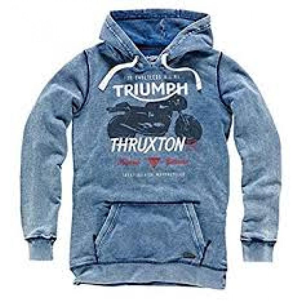 Triumph Genuine Merchandise THRUXTON KENTVILLE HOODIE