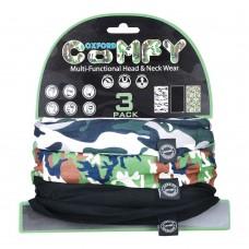 COMFY 3 PACK, CAMO