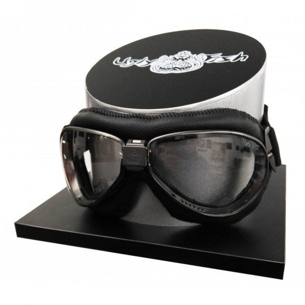 Ugly Fish Eyewear AVIATOR GOGGLE R101 GUNMETAL