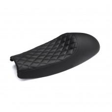 Bonneville Cafe Racer Seat - Black - Bonneville/Thruxton/Scrambler 01-15