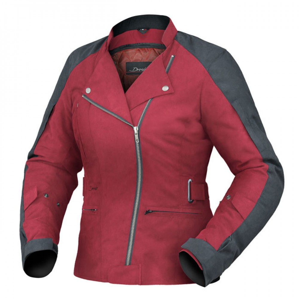 LADIES CRUISE JACKET CHERRY