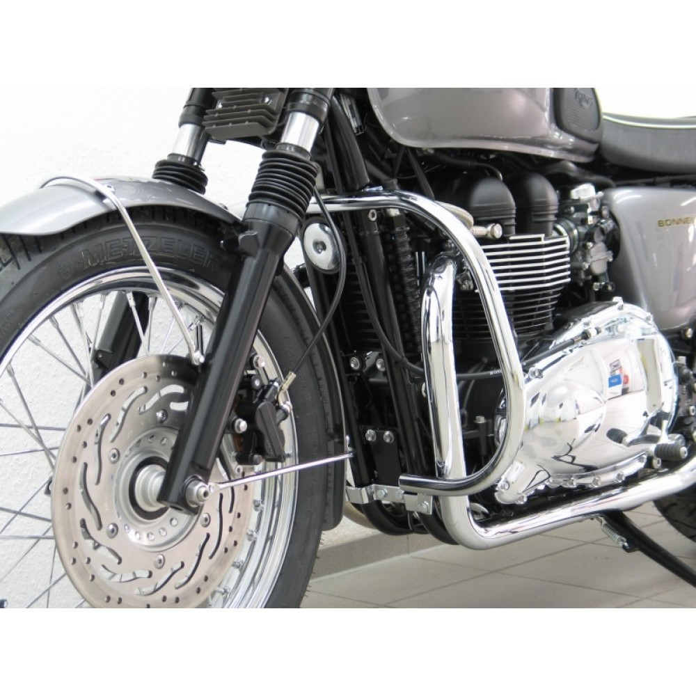 CRASH BARS - BONNEVILLE, THRUXTON & SCRAMBLER 2001-2015