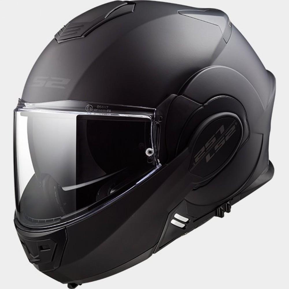 FF902 SCOPE HELMET - MATT BLACK - 2XL