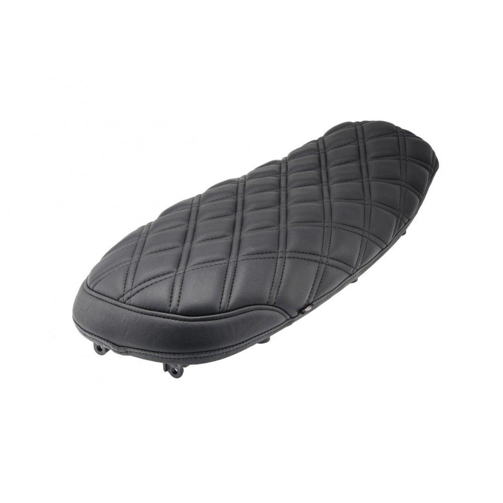 Bonneville Skinny Seat - The Mamba - Black