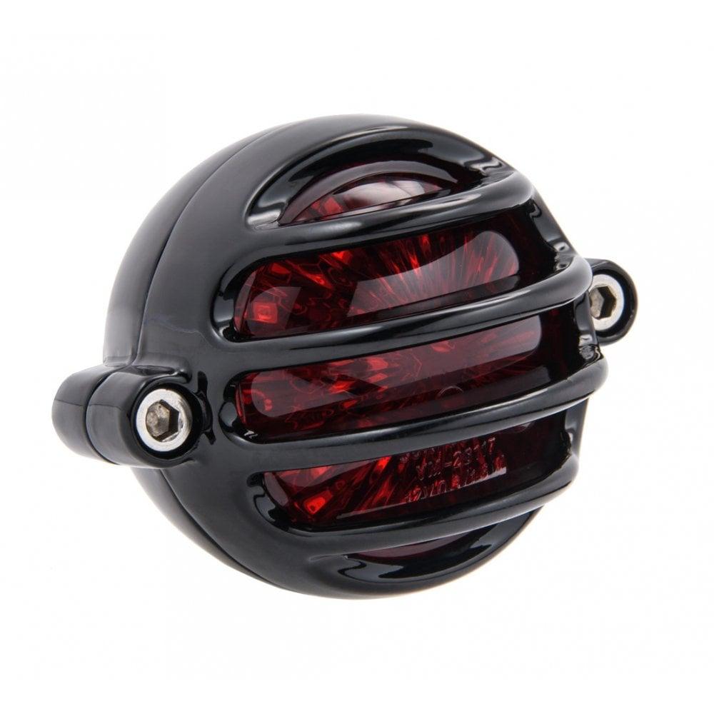 Lector Tail Light - LED - Black