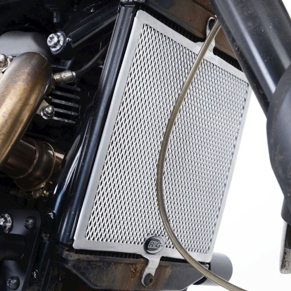 RADIATOR GUARD - SCRAMBLER 1200