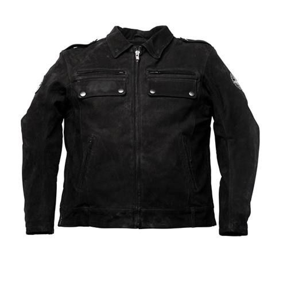 ACE CAFE SUEDE LEATHER JACKET