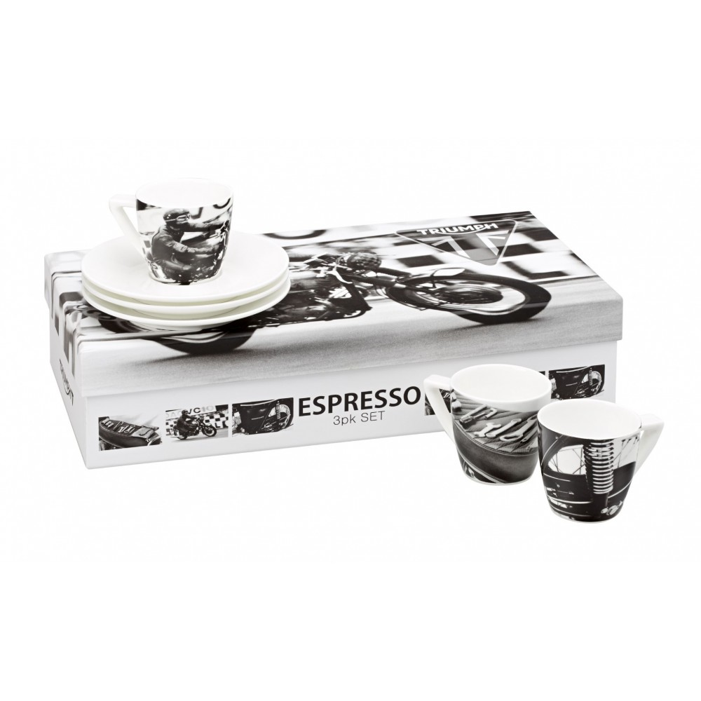 EXPRESSO CUP 3 PACK SET