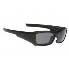 Ugly Fish Rocket Shiny Black Smoke Motorcycle Motorbike Riding Sunglasses