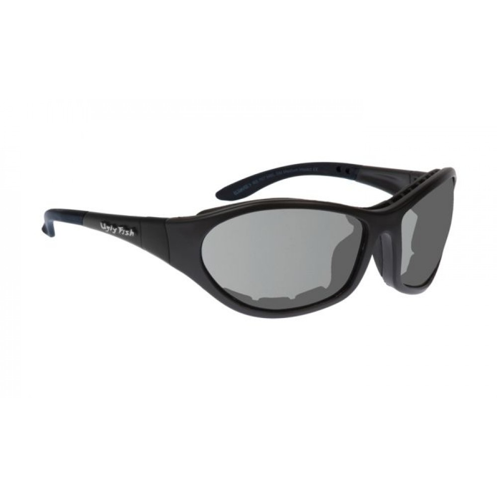 CRUIZE RS909 STANDARD MATT BLACK FRAME SMOKE LENS