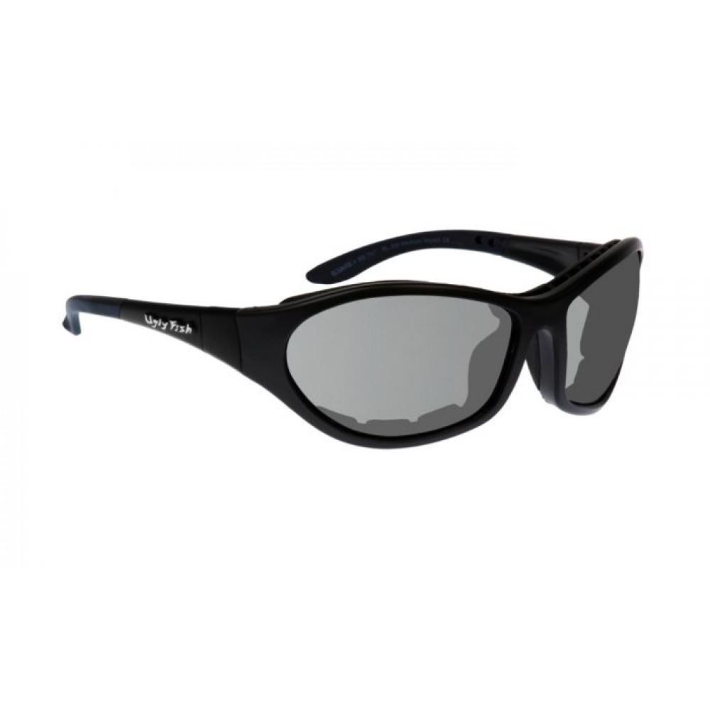 CRUIZE RS909 STANDARD SHINY BLACK FRAME SMOKE LENS