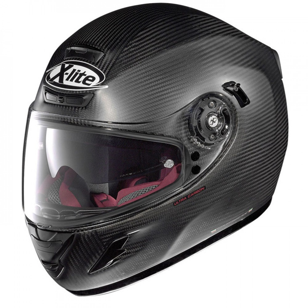 X702 HELMET - ULTRA CARBON PURE