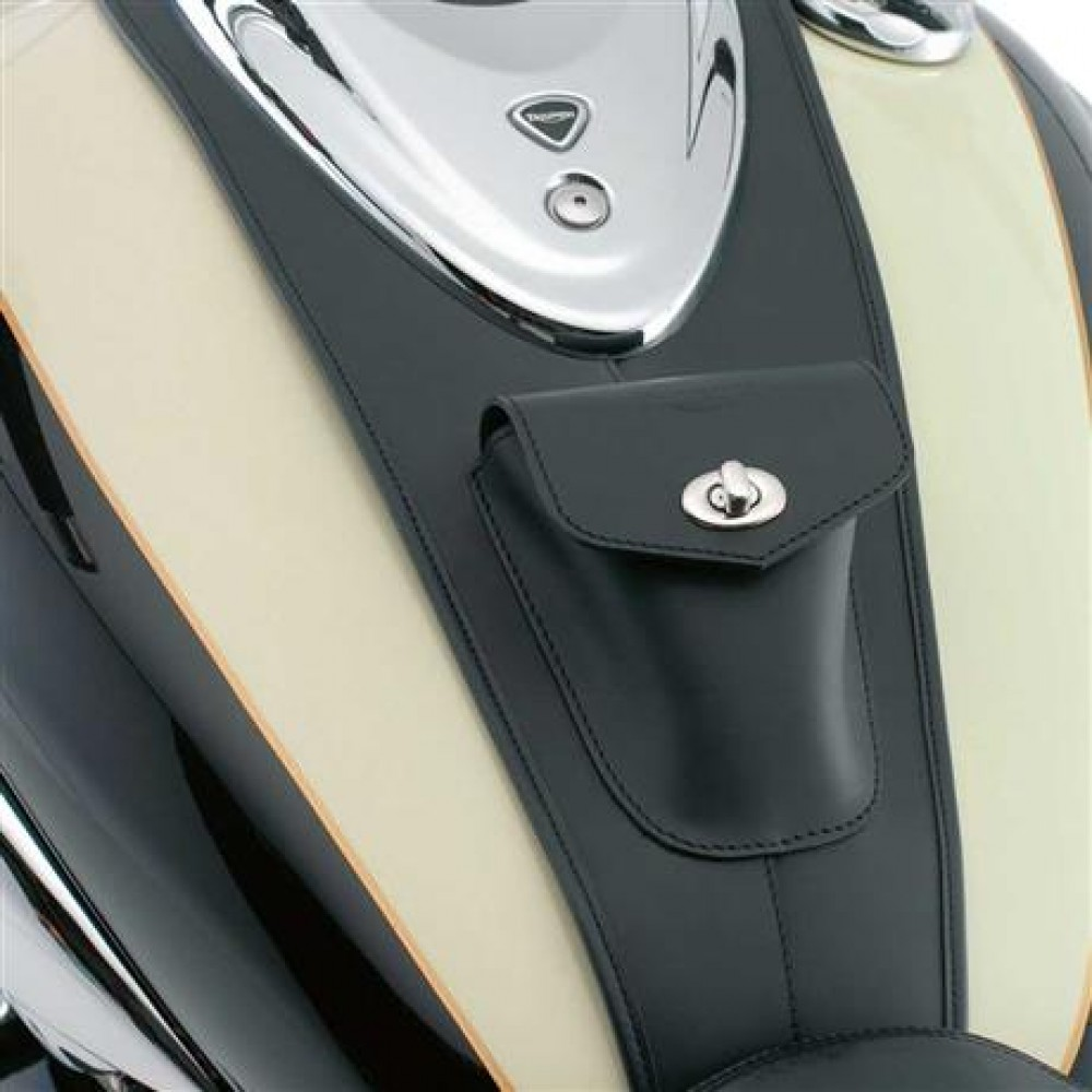 LEATHER FUEL TANK PANEL - ROCKET 3 TOURING