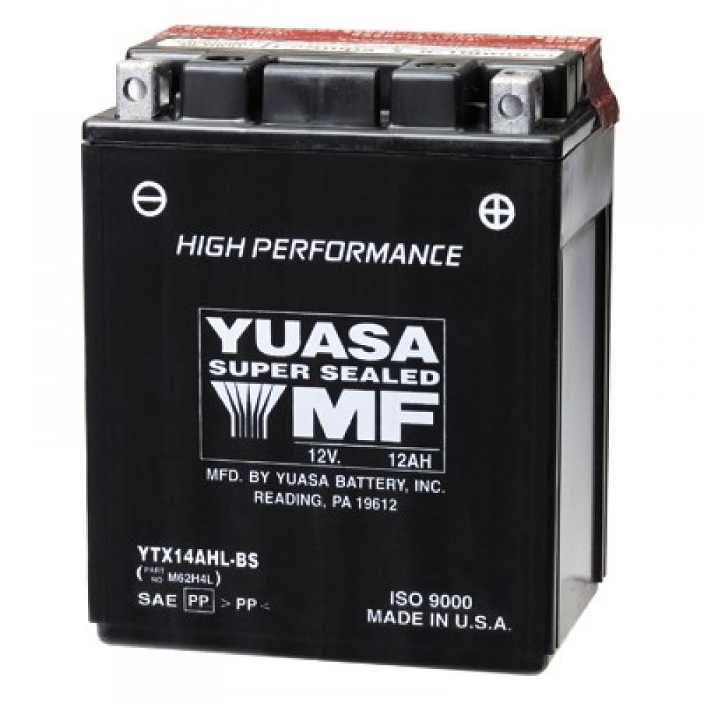 HIGH PERFORMANCE YTX14AHL-BS BATTERY