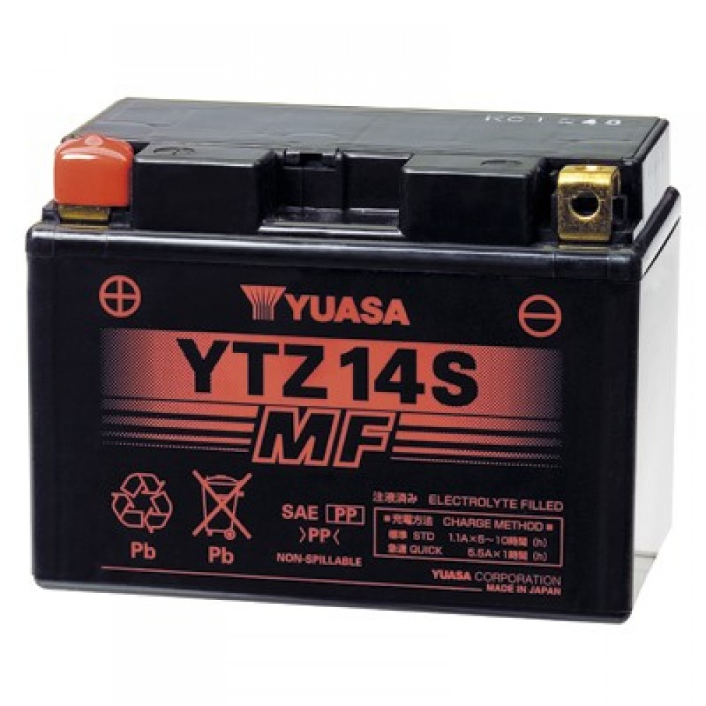 NONSPILLABLE MF YTZ14S BATTERY
