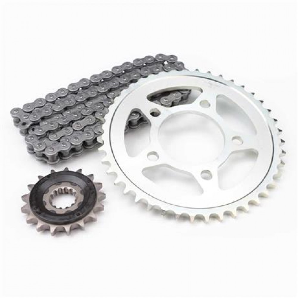 CHAIN AND SPROCKET KIT (17/43) T2017460 - TRIUMPH MOTORCYCLE
